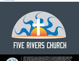 #770 for Five Rivers Church Logo Design by jahidsetu2020