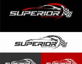 nº 681 pour I need a brand design for Superior Select Imports, a high end auto rental par Mbeling