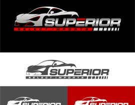 nº 682 pour I need a brand design for Superior Select Imports, a high end auto rental par Mbeling