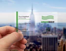 Nro 321 kilpailuun design business card käyttäjältä tomalmahmud888