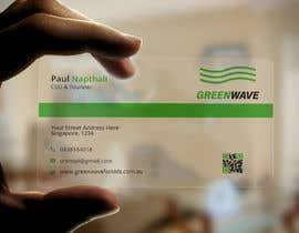 Nro 322 kilpailuun design business card käyttäjältä tomalmahmud888
