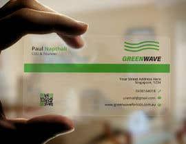 Nro 323 kilpailuun design business card käyttäjältä tomalmahmud888