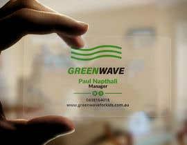 Nro 217 kilpailuun design business card käyttäjältä sheikhsaifullah1