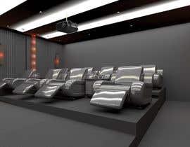 #34 для Home Cinema Design (2 different design options) от rashid78614