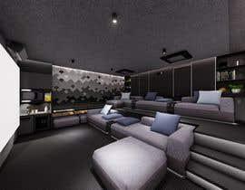 #15 для Home Cinema Design (2 different design options) от aysenehirapa