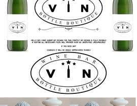 #508 для Wine Bar Logo от bimalchakrabarty