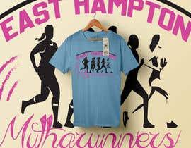 Nro 33 kilpailuun Logo for Running Group to put on a shirt käyttäjältä sahkamalbd