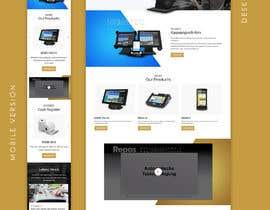 nº 25 pour Create a new web design par saidesigner87