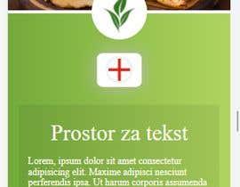 Nro 22 kilpailuun Design 6 custom frontend HTML pages based on given look (design) käyttäjältä islamriad