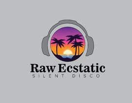 #73 for Logo for Raw Ecstatic Silent Disco af errorfi5e