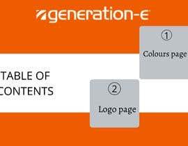 Nro 60 kilpailuun Brand and logo style guide update käyttäjältä dipta1242