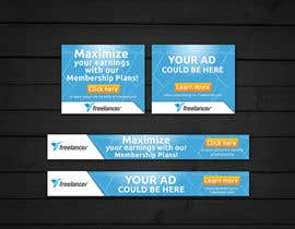 #129 para Design a Banner for Freelancer.com por CreativeDolphin
