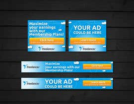 #130 for Design a Banner for Freelancer.com by CreativeDolphin