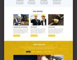 Nro 61 kilpailuun Corporate website käyttäjältä raselhasan799
