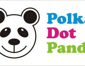 nº 84 pour Design a Logo for a new children's clothes website - Polka Dot Panda par inspiringlines1