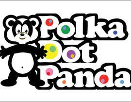 #82 para Design a Logo for a new children's clothes website - Polka Dot Panda por stanbaker