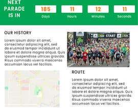Nro 20 kilpailuun St Patrick's Day home page website design käyttäjältä junaidbhatti903