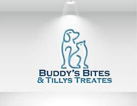 #80 for Create a logo for a dog & cat treat business by ahalimat46