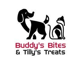 #11 for Create a logo for a dog & cat treat business by Farzana37