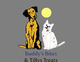 #91 for Create a logo for a dog & cat treat business by Farzana37