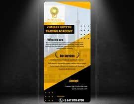 Nro 21 kilpailuun Make a retractable Banner käyttäjältä jhowsb