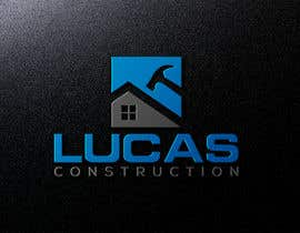 #174 untuk Logo for a construction company oleh josnaa831