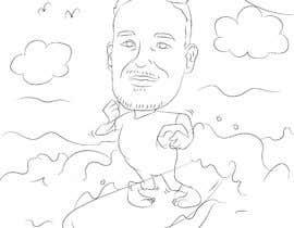 #1 untuk Generic 3D Surfing Caricature oleh andybudhi