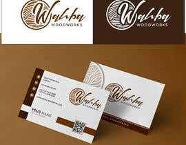 #237 for Design a logo and business cards for a woodworking business af cakemudbudiono