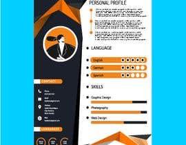 #323 para IT/ academic CV design por jahid3392