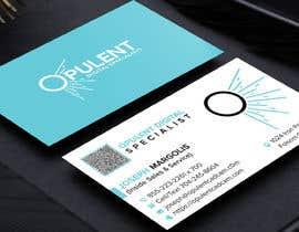 #385 for Business Card Design For Opulent af Shuvo4094