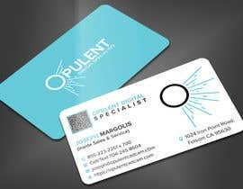 #386 for Business Card Design For Opulent af Shuvo4094