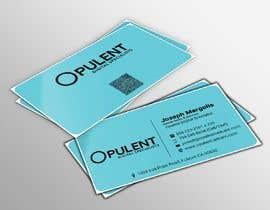 #39 for Business Card Design For Opulent af ExpertShahadat