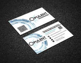 #389 for Business Card Design For Opulent af mahmudakhanom220