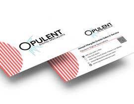 #41 for Business Card Design For Opulent af Ninja002