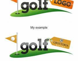 Nro 64 kilpailuun Logo Design for an onlineshop (wine for golfer) käyttäjältä studiodecor