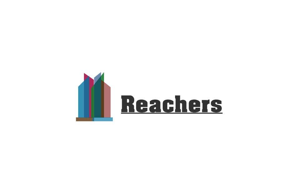 Konkurrenceindlæg #                                        28                                      for                                         Logo for a crowd-investing platform named Reachers
