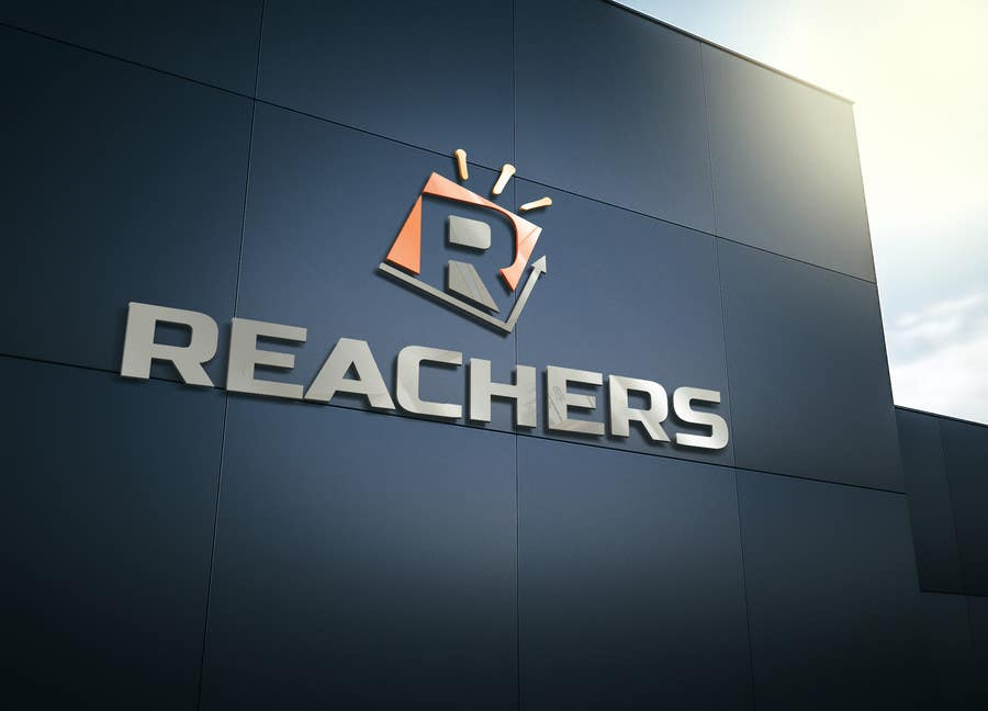 Contest Entry #                                        58                                      for                                         Logo for a crowd-investing platform named Reachers