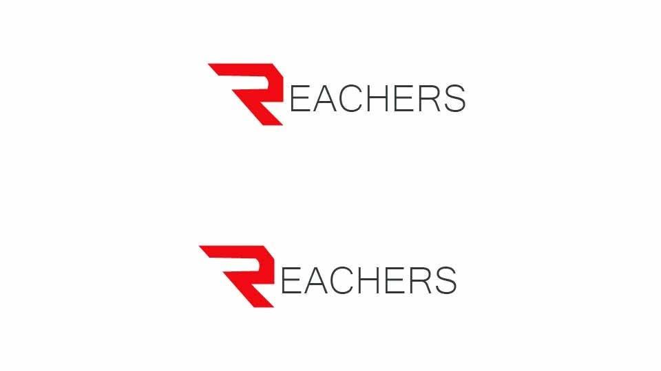 Konkurrenceindlæg #                                        34                                      for                                         Logo for a crowd-investing platform named Reachers