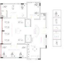nº 6 pour Beauty Salon interior layout & furniture plan by autocad par velieryigit