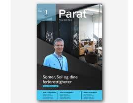 Nro 35 kilpailuun Cover for a magazine 1 käyttäjältä azisian
