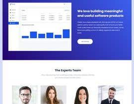 nº 15 pour Build a new landing page (WordPress) par smunonymous