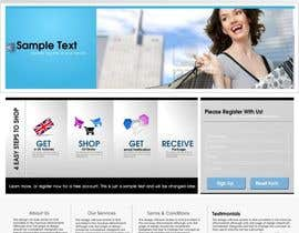nº 23 pour Website Design is needed for a parcel forwarding business in the uk par vectorstudios