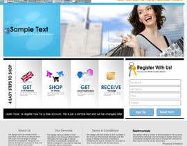 vectorstudios tarafından Website Design is needed for a parcel forwarding business in the uk için no 28