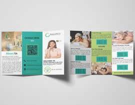 Nro 9 kilpailuun Design Spa Brochure käyttäjältä mdmozaffor48