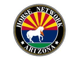 #26 for Design a Logo for Arizona Horse Network by sani58