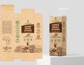 #23 for Packaging design contest for two different eco-friendly straws af AlbinaNova