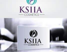 nº 49 pour NEED A UNIQUE AND HIGHLY PROFESSIONAL LOGO FOR LIPGLOSS BUSINESS-KSIIA COSMETICS par Mukhlisiyn
