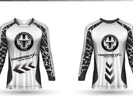 #20 for Design a long sleeve motorcycle jersey af hnadiyapara77