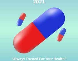 #12 untuk Create a poster for 'World Pharmacist Day 2021' oleh yoursuly