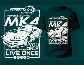 #113 for I need a t-shirt design for cars fans - 17/09/2021 10:04 EDT af markjianlabajo